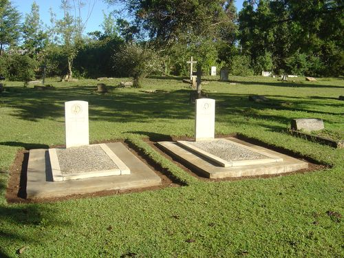 Commonwealth War Graves Kitale
