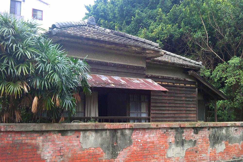 Former Quarters Japanese Police