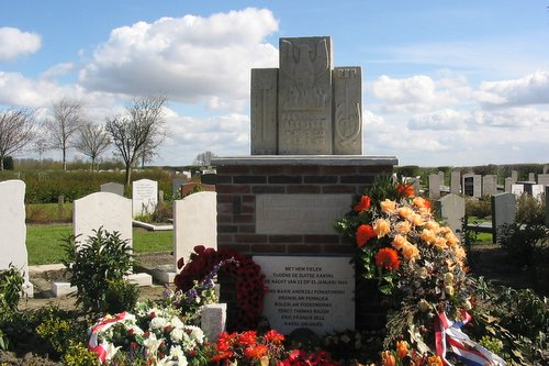 War Memorial Anna Jacobapolder