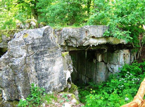 Pommernstellung - Restant Bunker Golce (B)