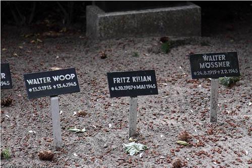 Mass Grave German Soldiers Letschin