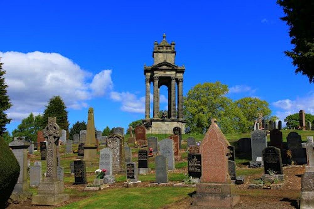 Oorlogsgraven van het Gemenebest Forfar Cemetery