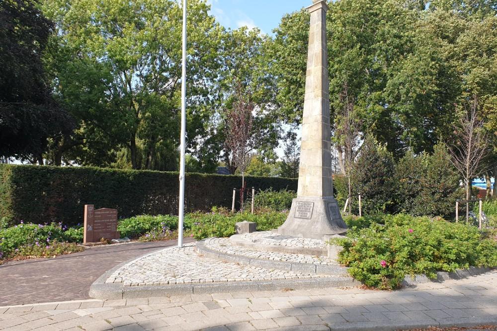Dutch Indies Memorial Nieuwerkerk aan den IJssel