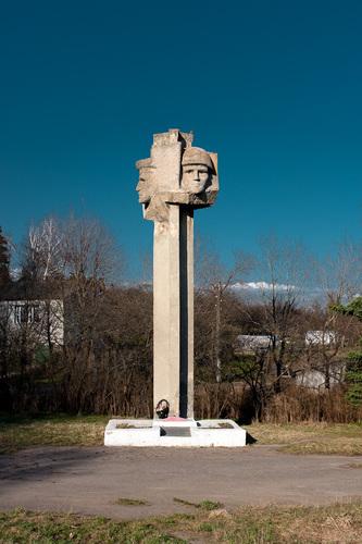 Oorlogsmonument Smolenskoye