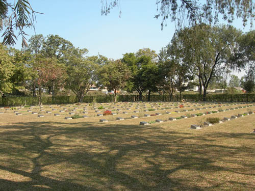 Imphal Indian Army War Cemetery