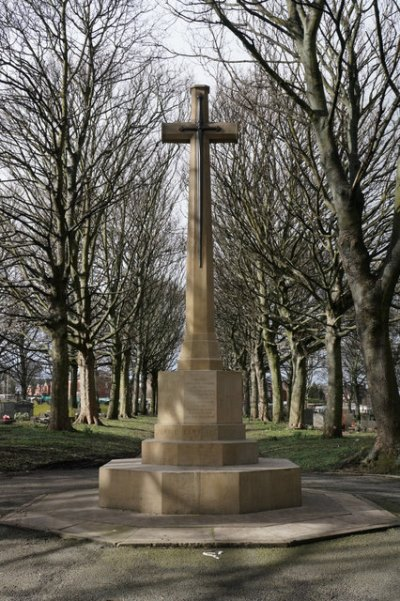 World War I Memorial Hunslet Cemetery