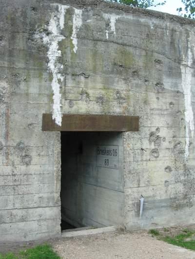 Stützpunkt Groede Bunker 5 - Groede - TracesOfWar com