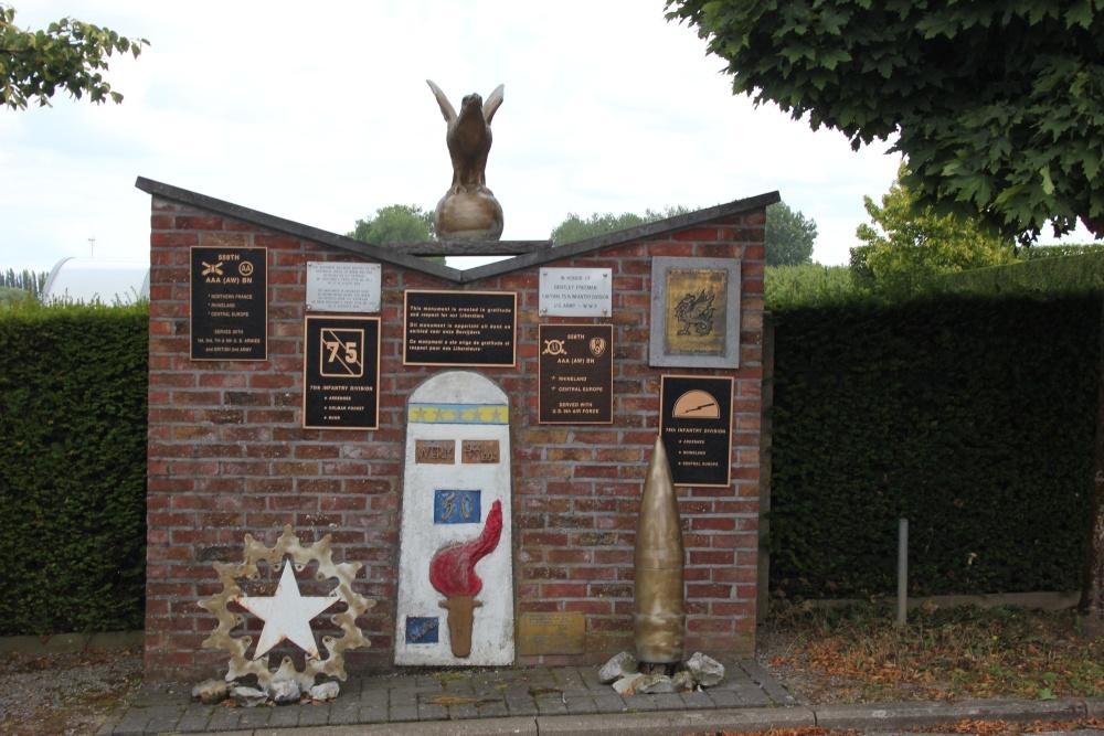 Monument Bevrijders Werm