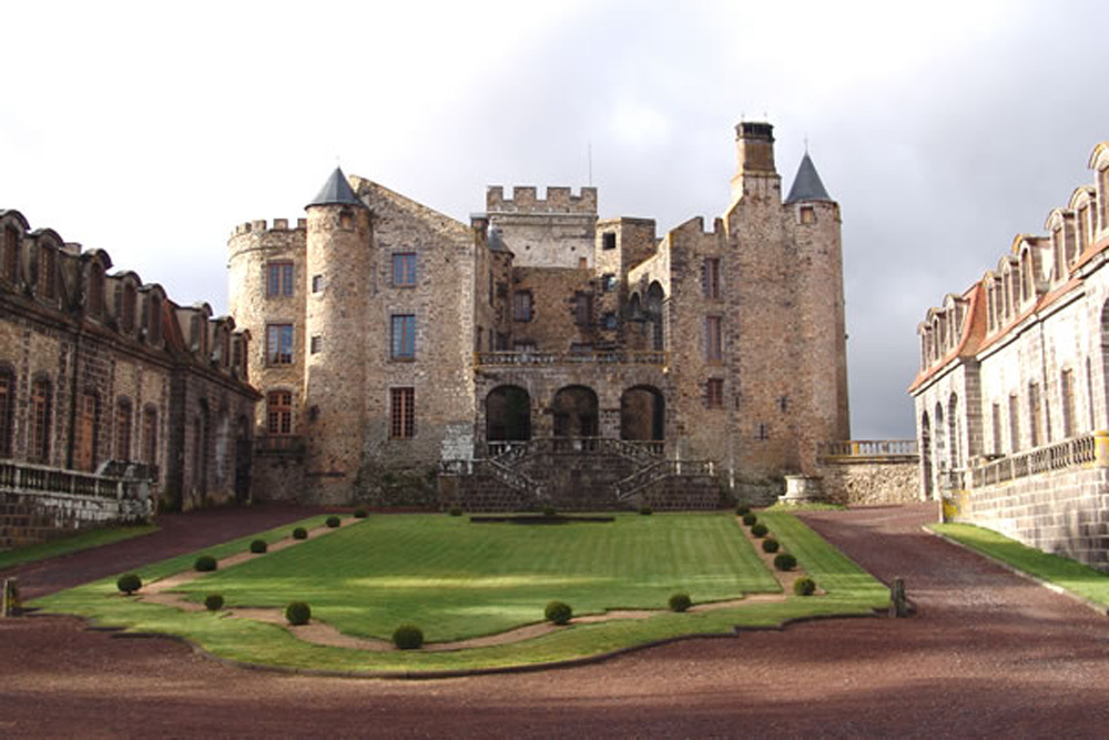 Chazeron Castle