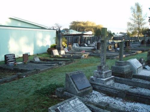 Oorlogsgraven van het Gemenebest Burwood Anglican Church Cemetery