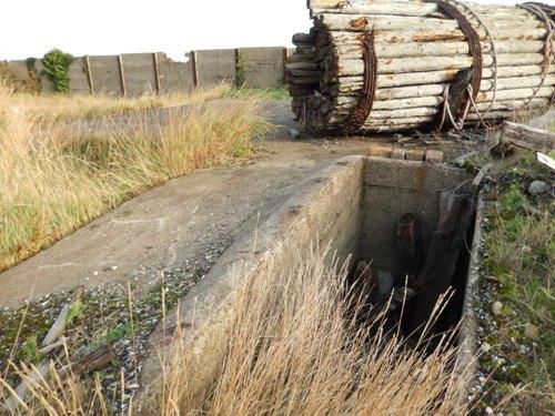 Stützpunkt Eduard - 134 - Munitionsunterstand I