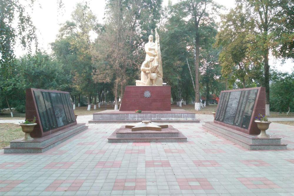 Mass Grave Soviet Soldiers Korzhevskiy