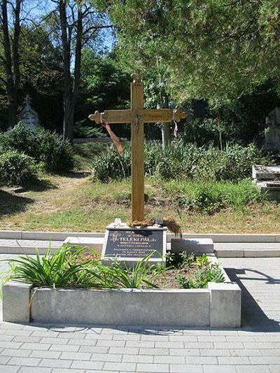 Grave Pal Teleki