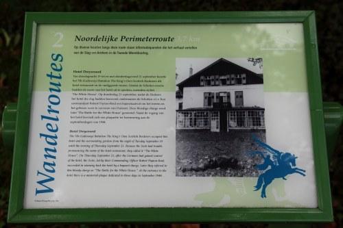Information Panel Perimeter Route North no. 2