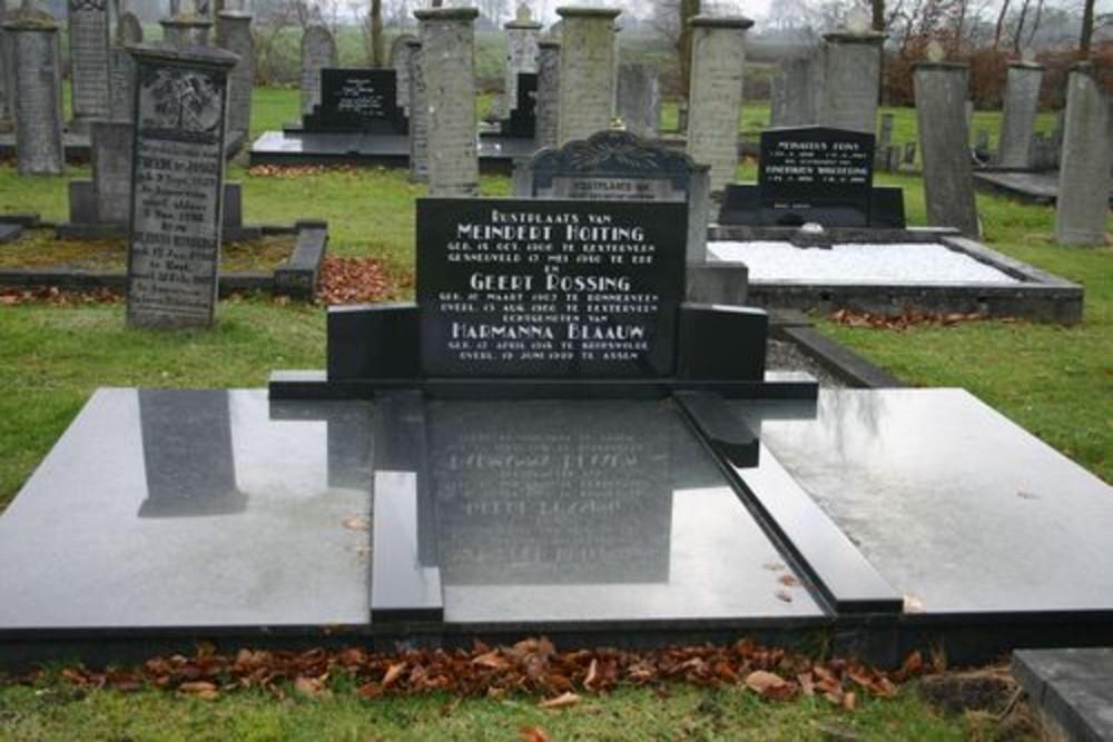 Dutch War Graves Spijkerboor