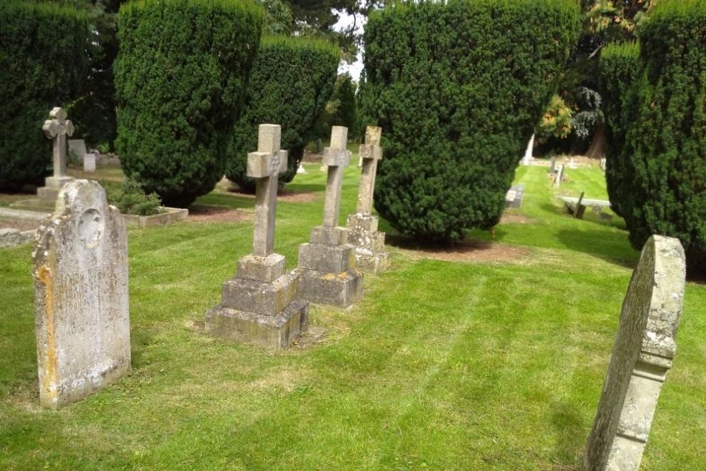 Oorlogsgraven van het Gemenebest Manton Cemetery
