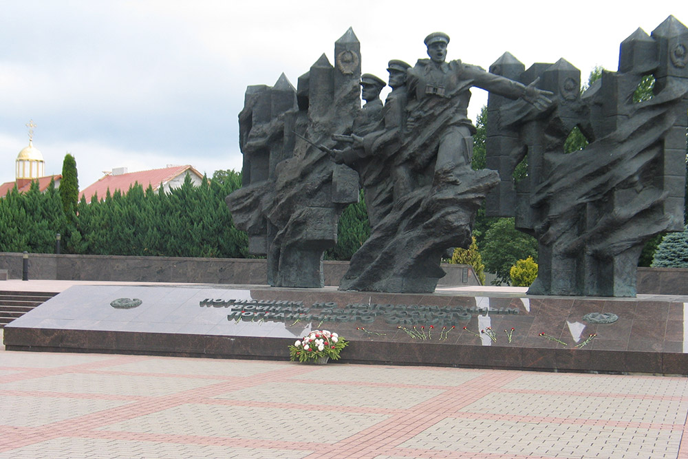 Monument Russische Grenswachters