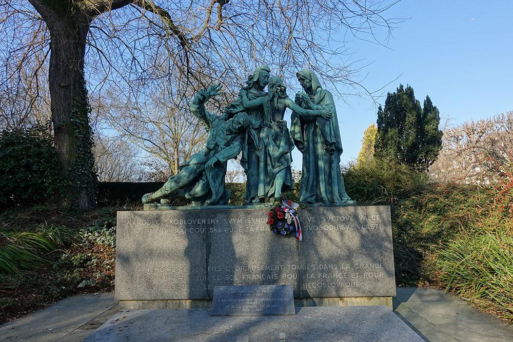 Memorial Czechoslovak Soldiers