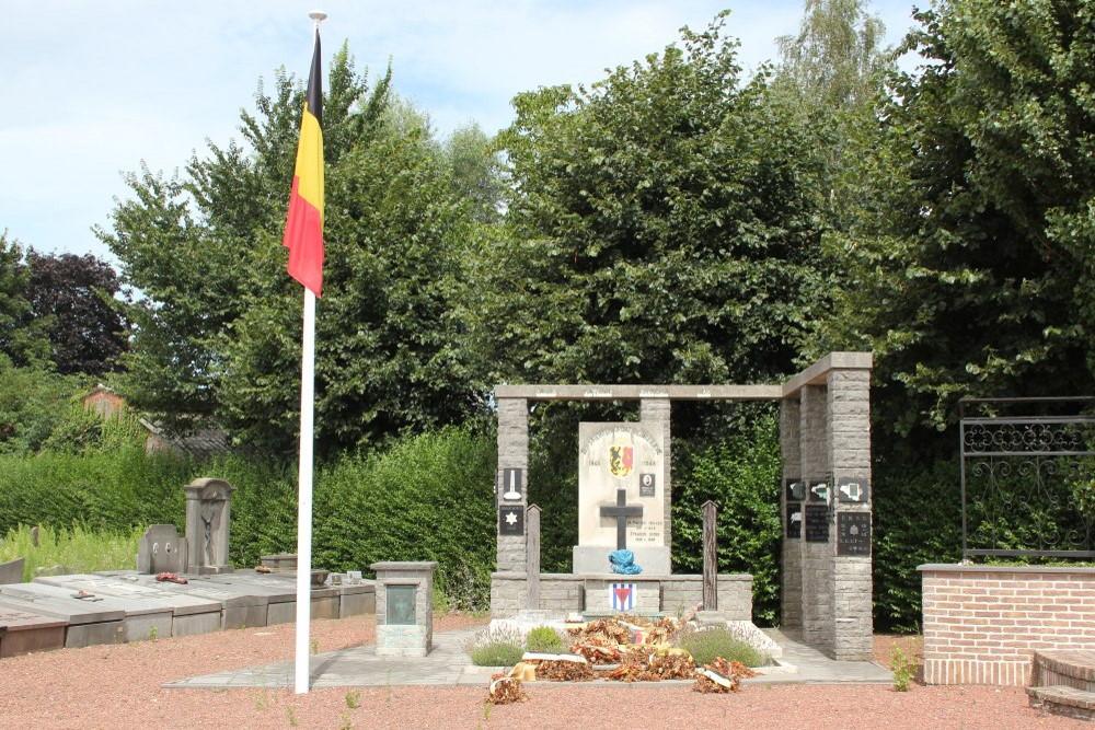 Provinciaal Mausoleum Slachtoffers Concentratiekampen