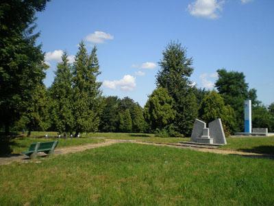 Sovjet Oorlogsbegraafplaats Zambrów