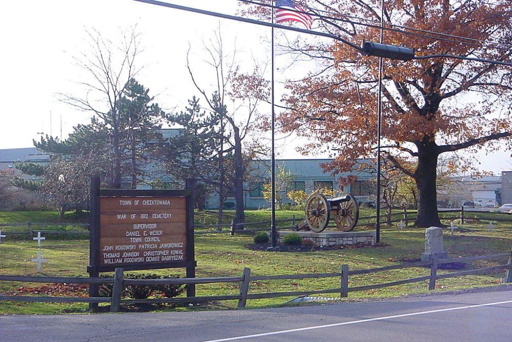 Begraafplaats Oorlog van 1812