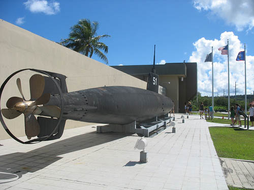 Type C Class Japanese Midget Submarine