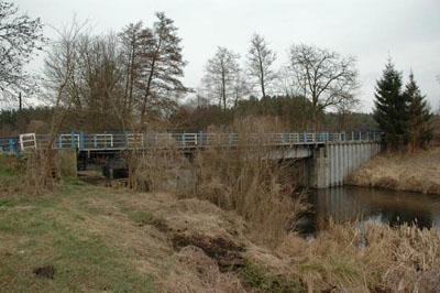 Ostwall - Drehbrücke D724