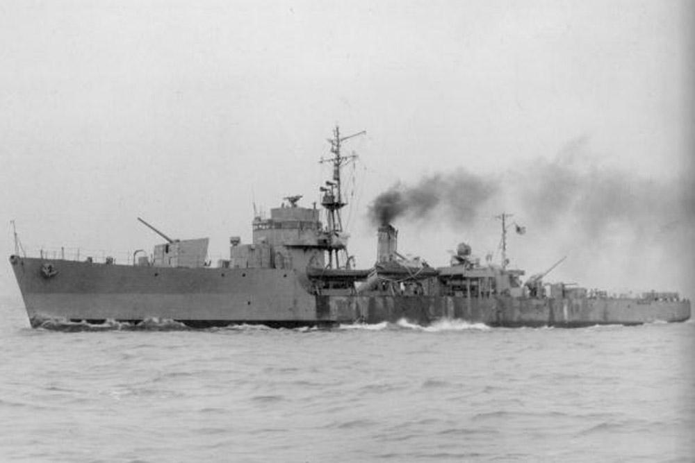 Shipwreck HIJMS CD-24