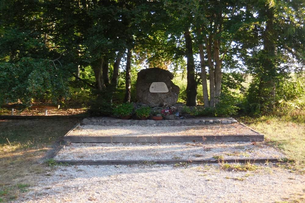 Memorialstone Erwin Rommel