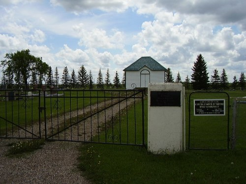 Commonwealth War Grave Alameda Cemetery