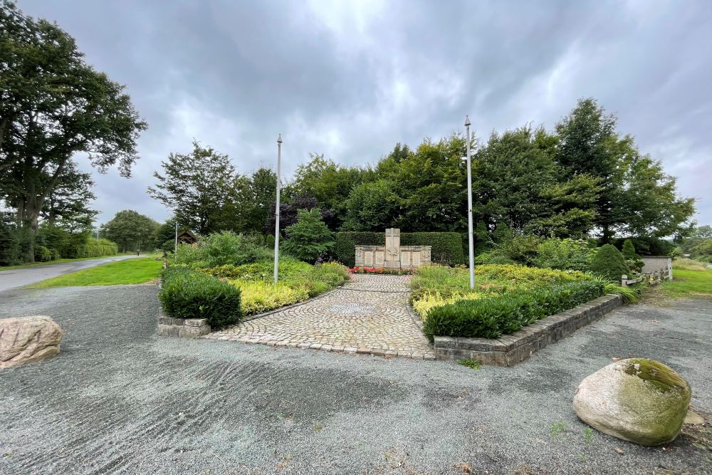 Monument Schutzenverein Wester