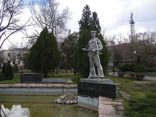 Bevrijdingsmonument Komárno