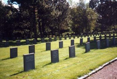 German War Graves Aalborg