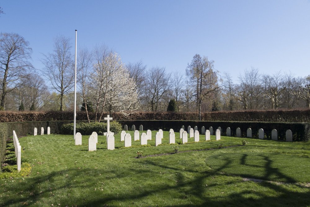 Dutch War Graves St. Barbara