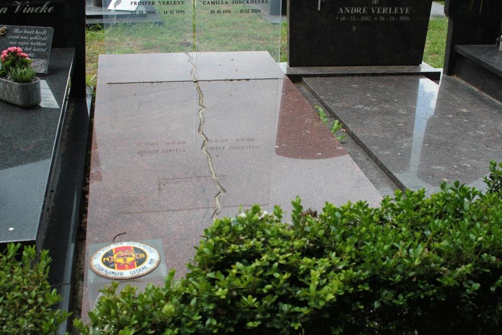 Veteran War Graves Maldegem Donk