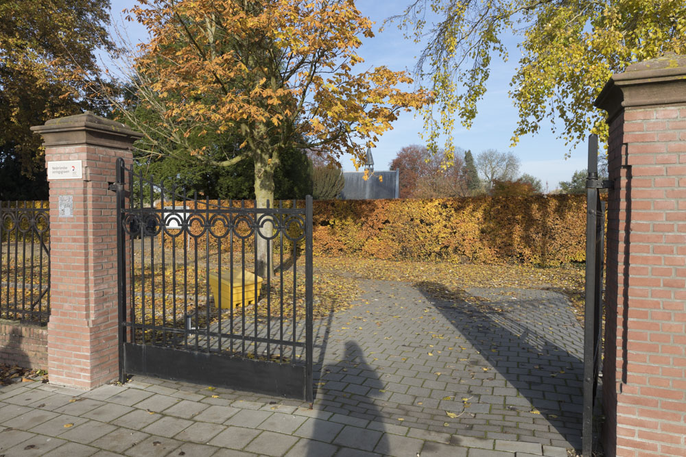 Nederlandse Oorlogsgraven Algemene begraafplaats Elst