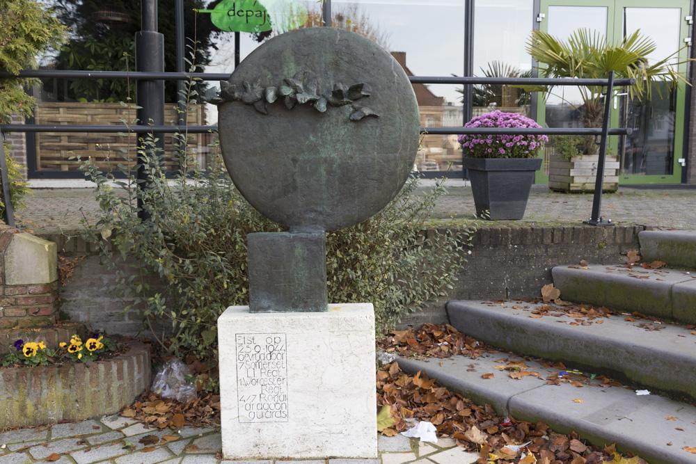 Liberation Memorial Elst
