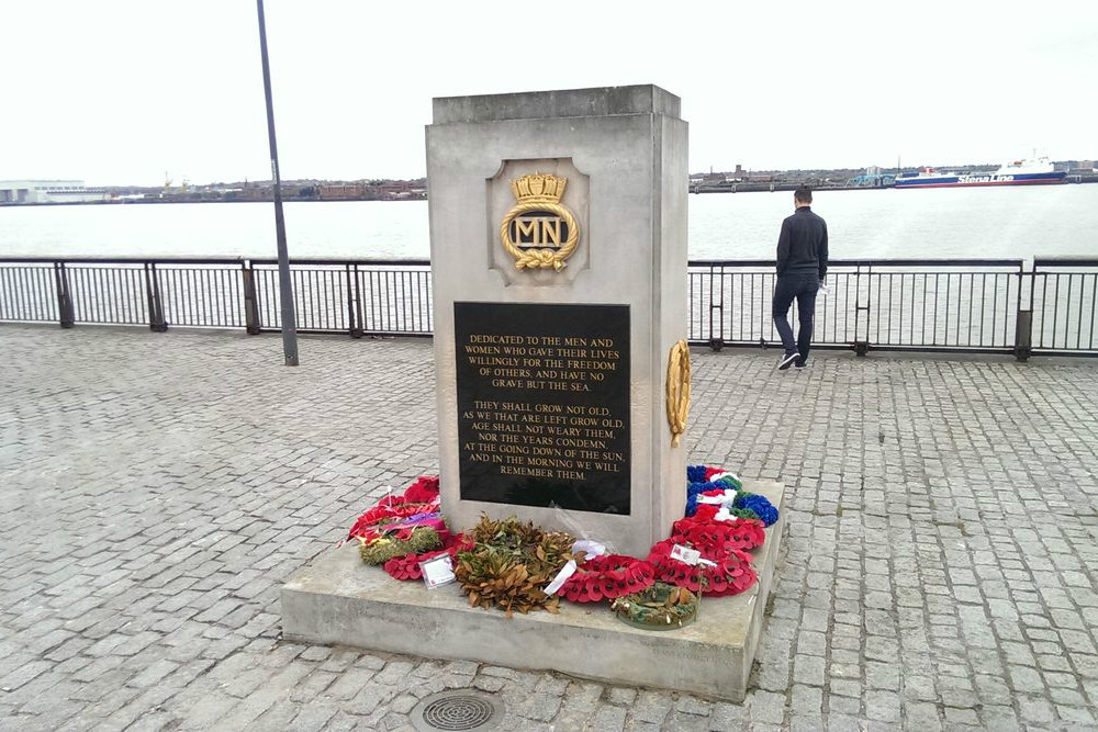 Memorial Victims Merchant Navy