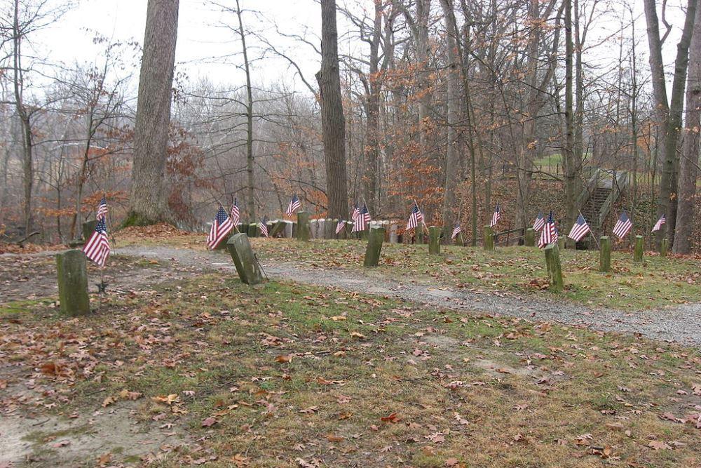 Fort Amanda Cemetery