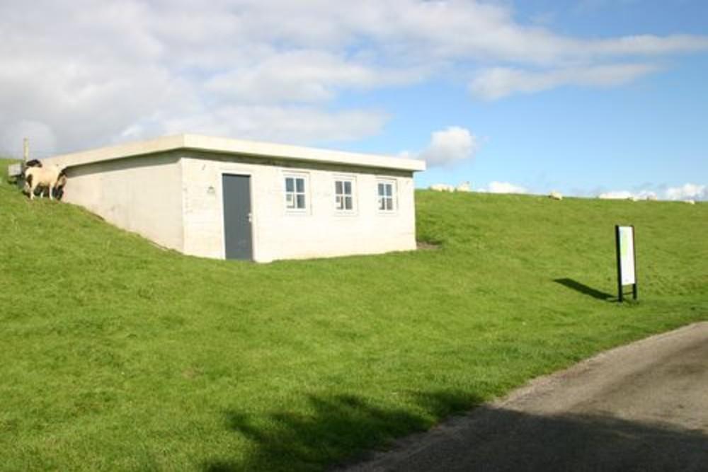 Duitse Bunker Koehoal Tzummarum