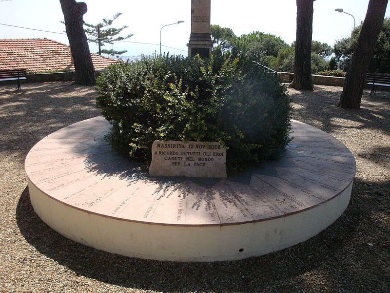Monument Bomaanslag Nasiriyah