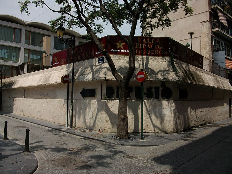 Air-raid Shelter Carrer de Ripalda
