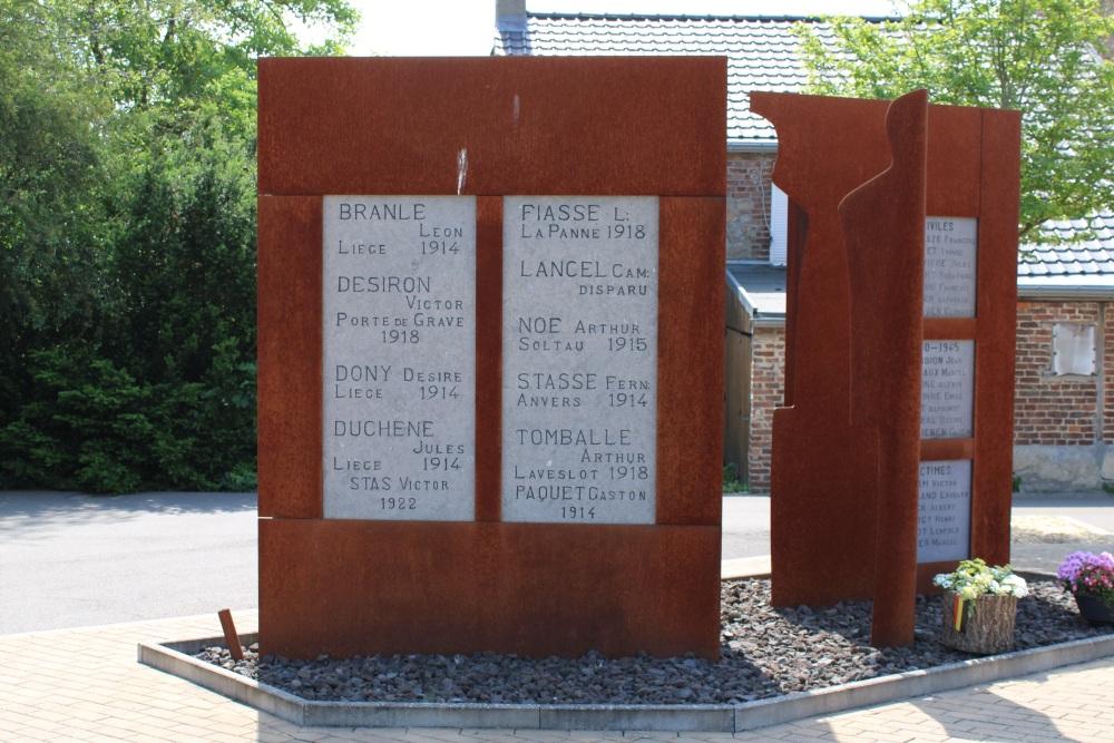 War Memorial Couthuin