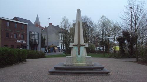 Monument Gesneuvelden 2e Regiment Gidsen