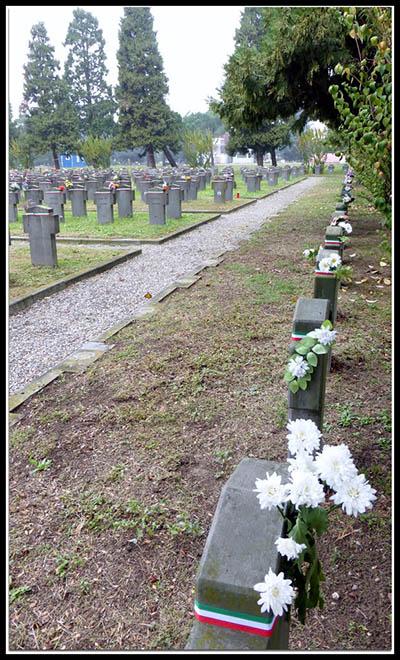 Italian War Graves Campo X
