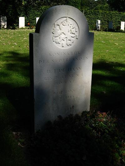 Nederlands Oorlogsgraf Harrogate