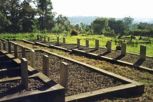Oorlogsgraven van het Gemenebest Blantyre