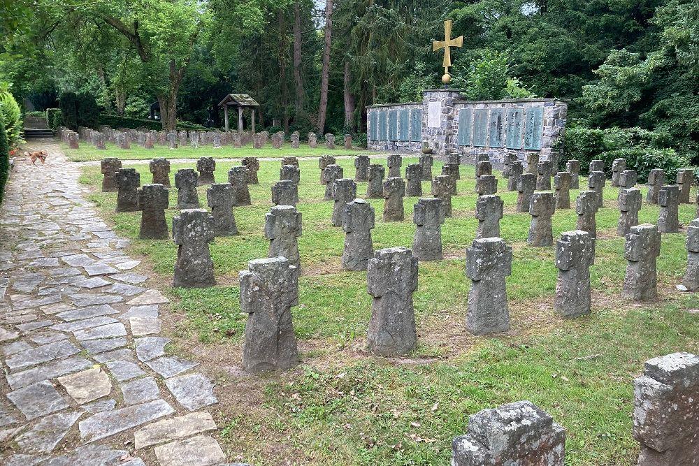 German War Graves Eichholzfriedhof Arnsberg