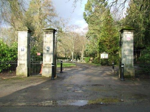 Oorlogsgraven van het Gemenebest Ipswich New Cemetery