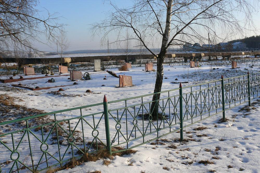 Sovjet Oorlogsbegraafplaats Nr. 2 Dorogobuzh